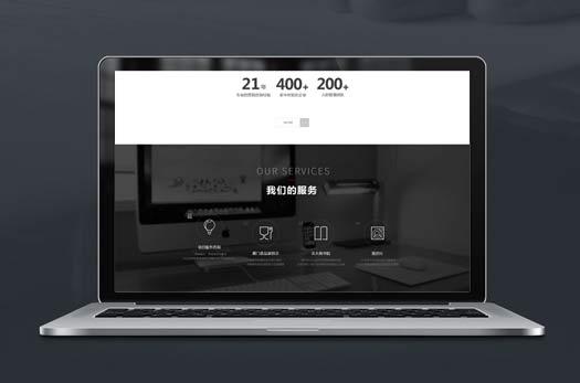 厦门采纳品牌官网网站建设