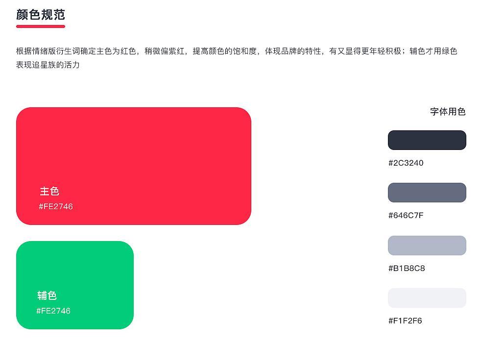小程序UI设计用色规范